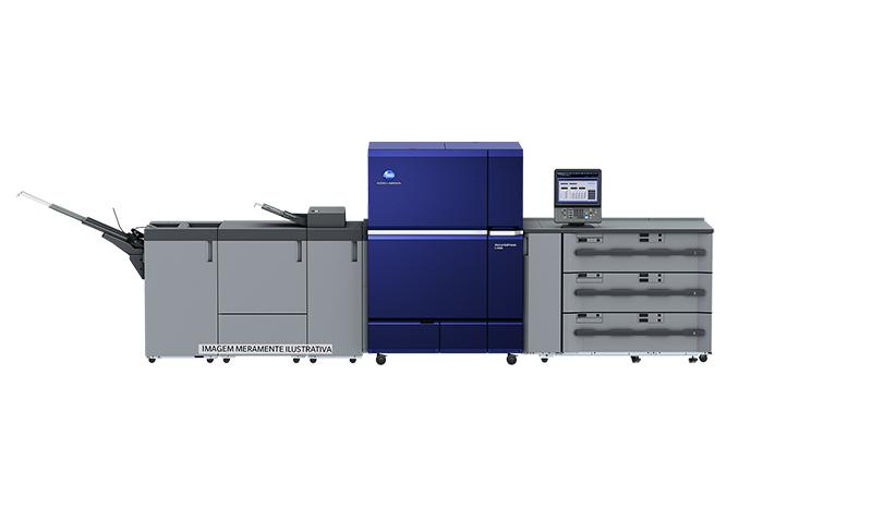 Konica Minolta anuncia linha AccurioPress C14000