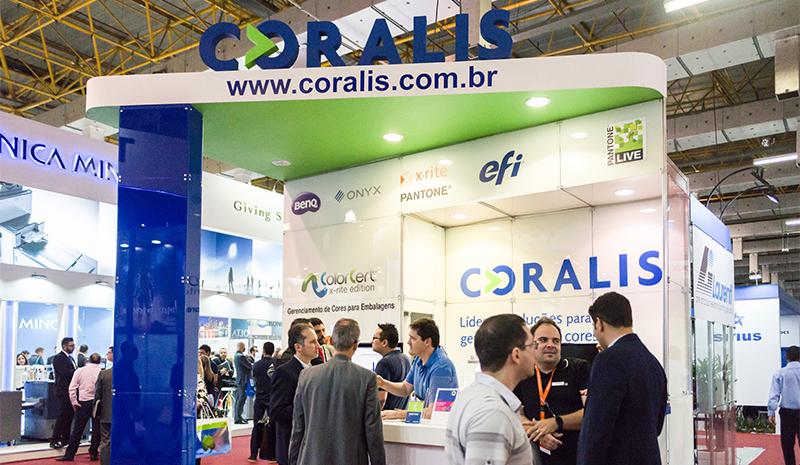 Coralis levará conhecimento sobre cultura de cor na ExpoPrint & ConverExpo Latin America 2022
