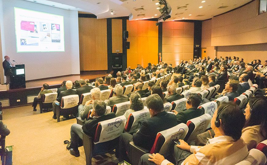 Congresso Internacional de Tecnologia Gráfica alcança sucesso de público com rico conteúdo